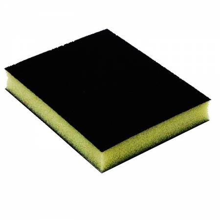Finish flat sponge, silicon carbide