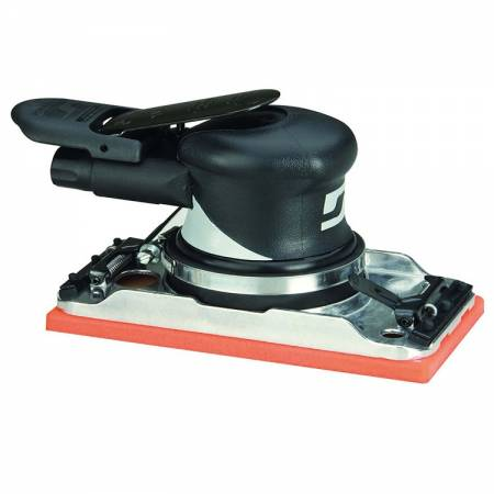 Orbital sander, non-vacuum 5 mm, 93 x 172 mm base with Velcro and clips - Dynabug 57.800 model