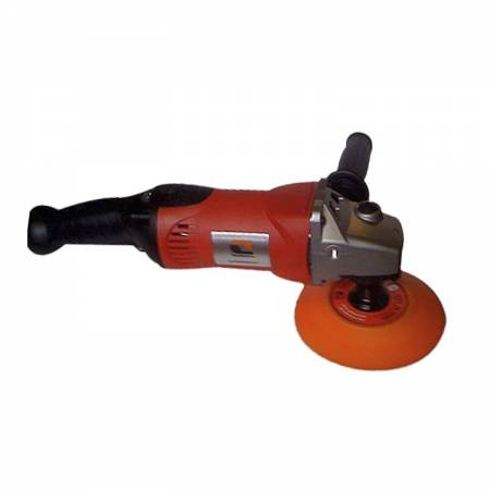 Electric polisher, 900 - 2500 rpm, non-vacuum, D150 mm radial movement - 51.590 model