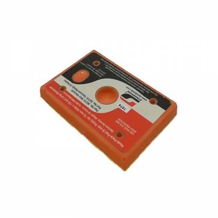 Dynabrade Velcro base, non-vacuum, 75 x 110 mm, 56.315 model