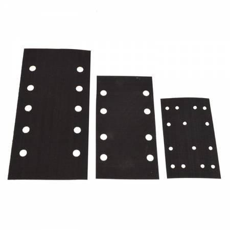 Box of 10 converter sheets, 75 x 110mm adhesive - Velcro