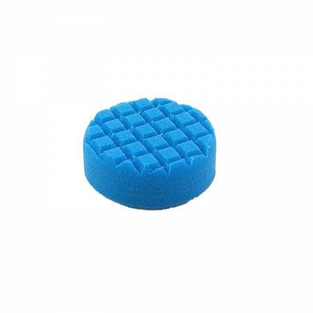 Paquete 20 esponjas pulir velcro, D.80 mm