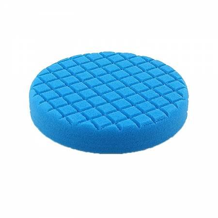 Pack of 2 polishing sponges Velcro, D.180 mm