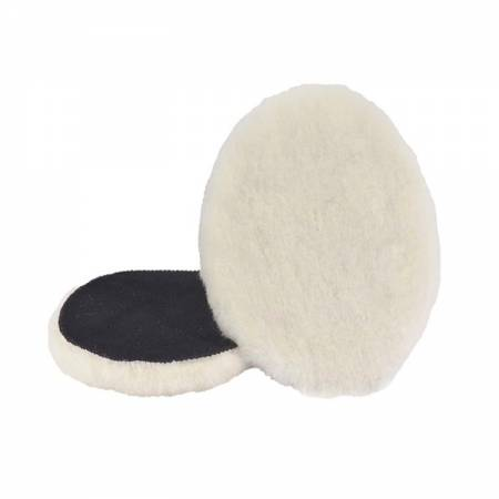 Paquet de 2bonnets à polir Velcro, D135mm