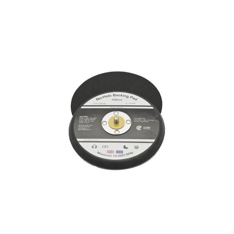 """Caja 2 platos adhesivos Max, sin agujeros, D150 mm para rosca de 5/16"""""""