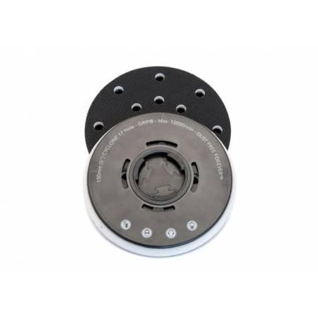 Caja 2 platos velcro Airplus, 17 agujeros, D150 mm para rosca Fix Trilock (Festool)